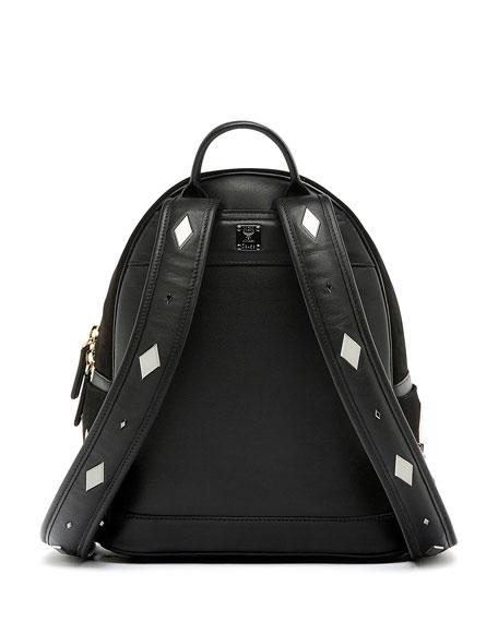 Stark Crown Jewel Small Backpack, Black