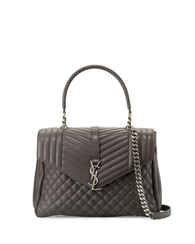 ysl black purse for women