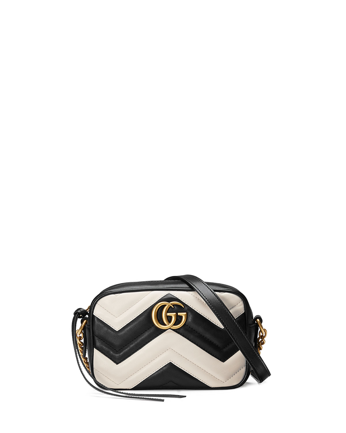 918d64ad993 Gucci GG Marmont Mini Matelassé Camera Bag