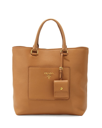 prada handbags brown leather