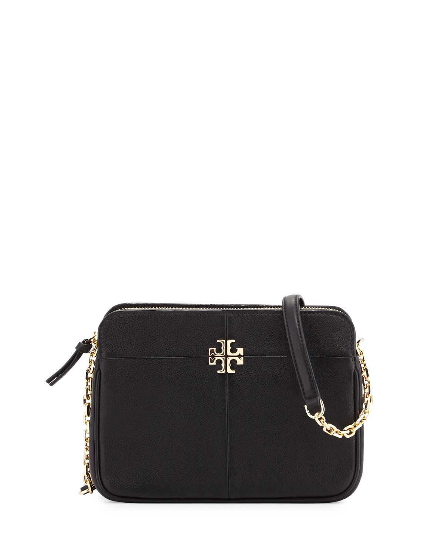 0868f7b7913c Tory Burch Ivy Leather Crossbody Bag