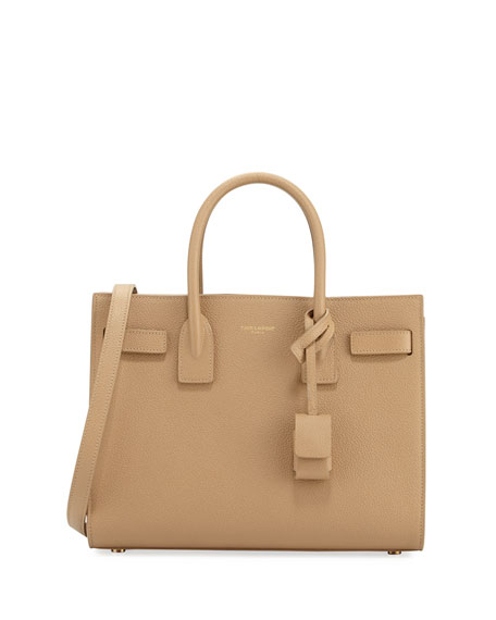 Saint Laurent Sac de Jour Baby Grained Leather