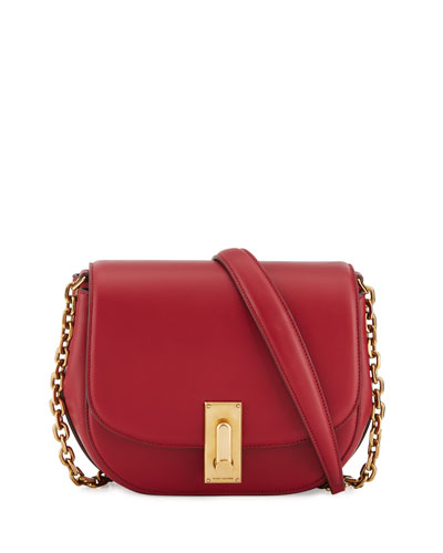 West End The Jane Saddle Bag, Deep Maroon