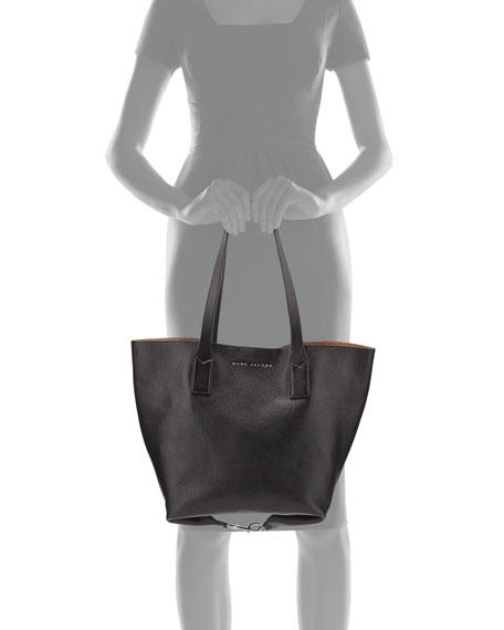 Wingman Leather Shopping Bag