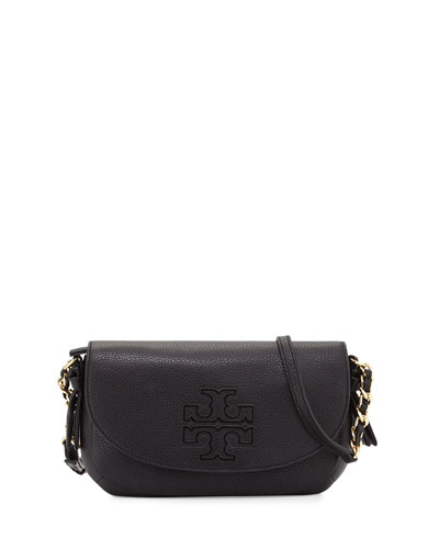 Harper Leather Crossbody Bag