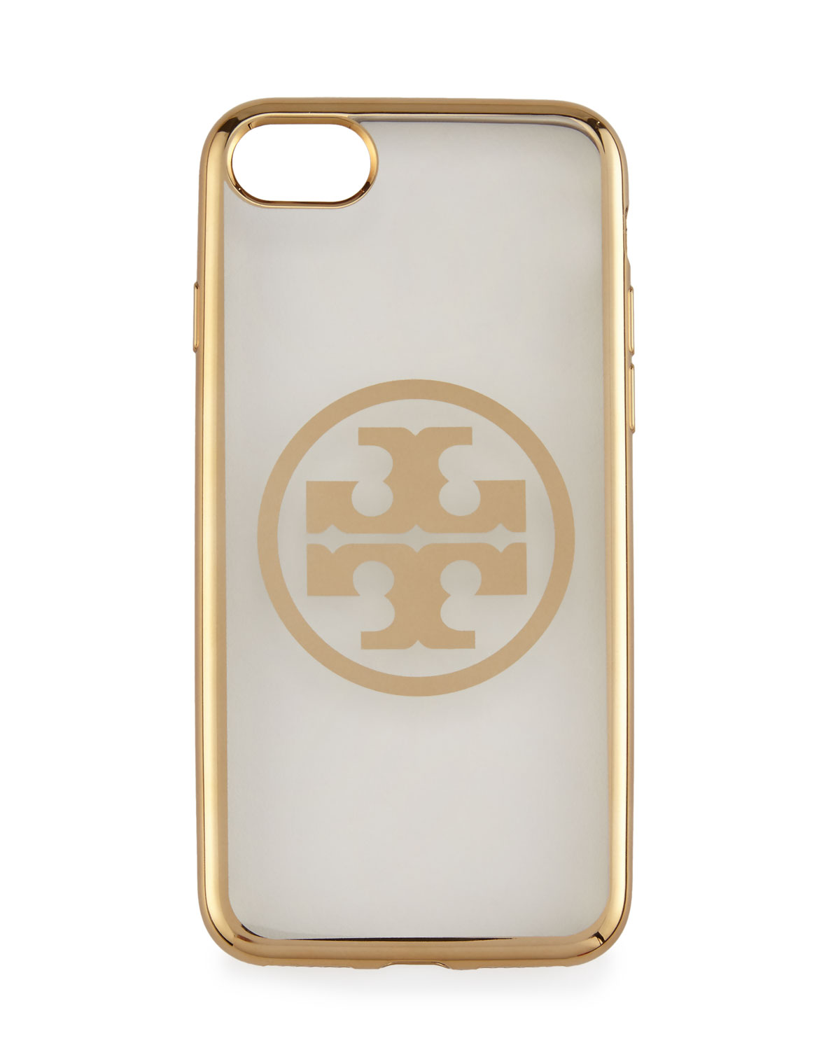 size 40 7b492 fa44f Metallic Soft iPhone 7 Case, Gold