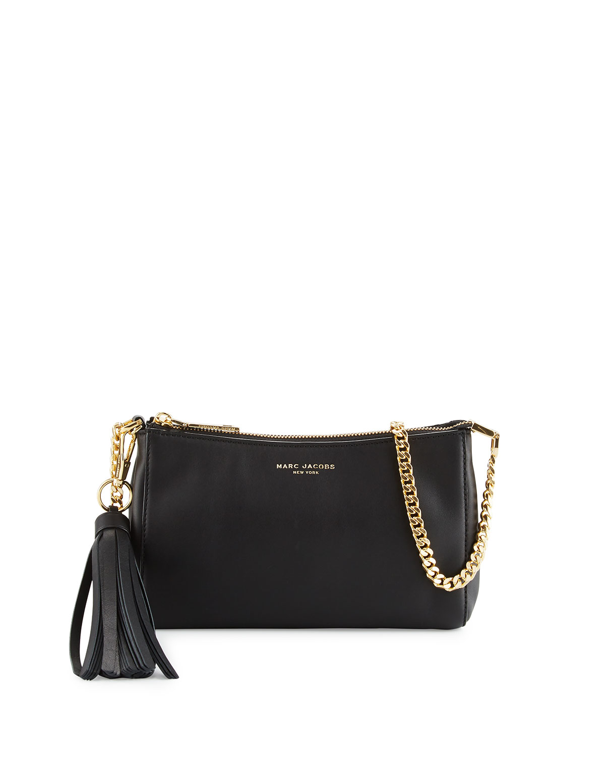 Marc Jacobs Rue Leather Crossbody Bag
