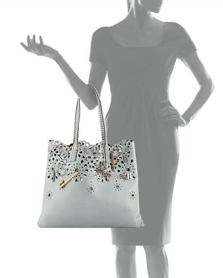 Wingman Laser-Cut Tote Bag