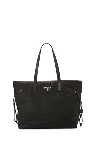Prada Nylon Shopper