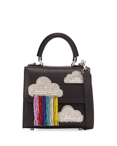 Micro Alex Cloud Fringe Bag