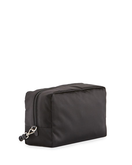 XLG Front-Zip Cosmetics Pouch
