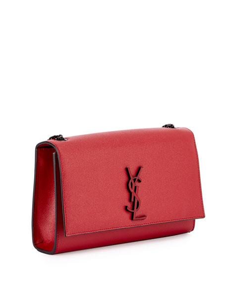 Monogram Kate Medium Chain Bag, Rouge Lipstick