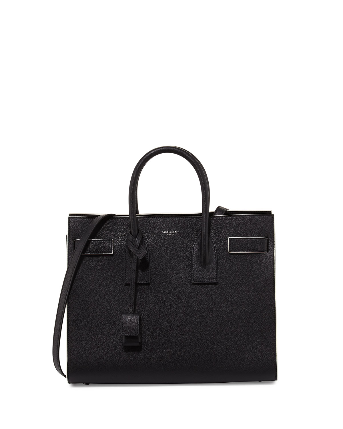 1ff94634b2f2c Saint Laurent Sac de Jour Small Satchel Bag