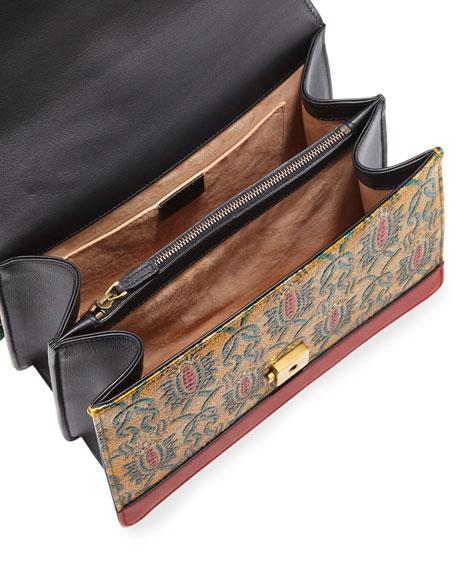 Dionysus Medium Tokyo-Print Top-Handle Satchel Bag, Multi