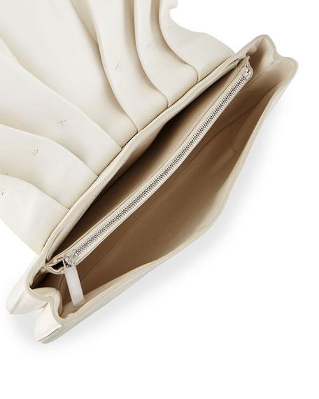 Fan Bag 10 Leather Clutch Bag