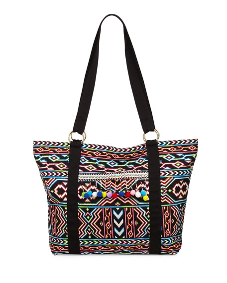 Beach Tote Bag | Neiman Marcus