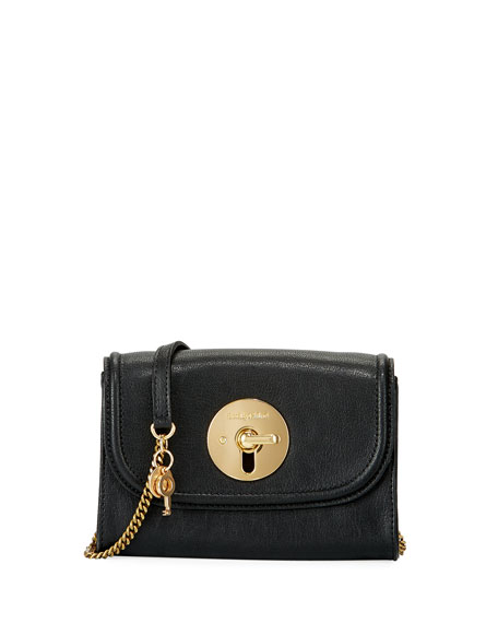 See by Chloe Lois Long Front Flap Mini