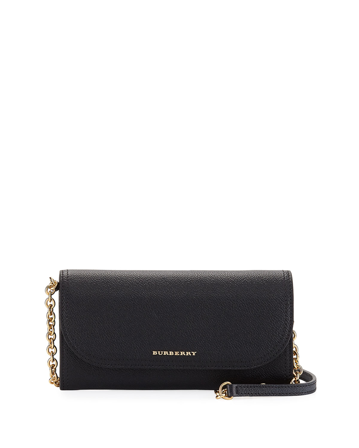 203084476d9b Burberry Henley Leather Wallet-on-Chain