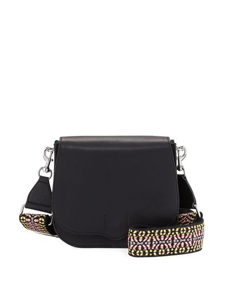 Sunday Camera Strap Saddle Bag Black