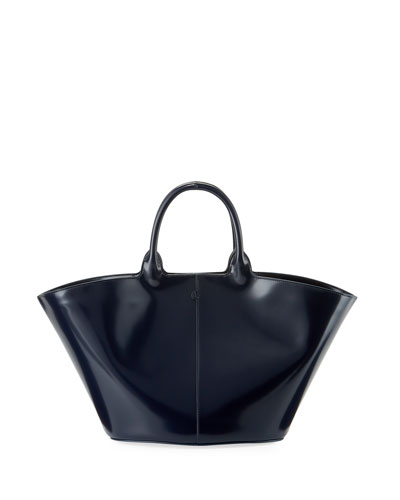 To Go Calfskin Tote Bag