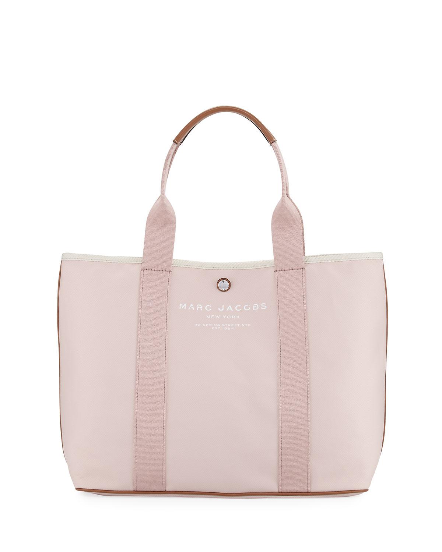 680235cc825c Marc Jacobs Canvas Shopper Tote Bag