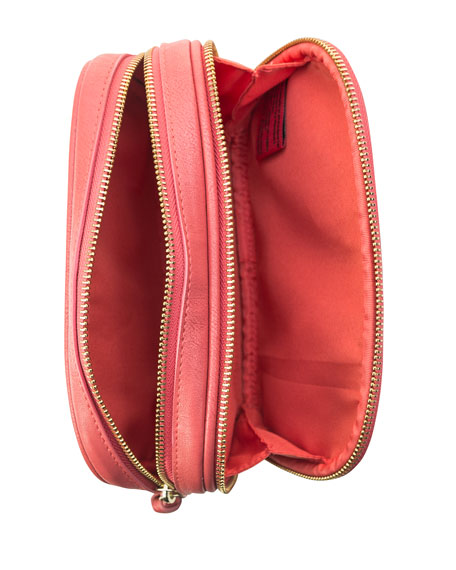 St. Tropez Double-Zip Travel Case
