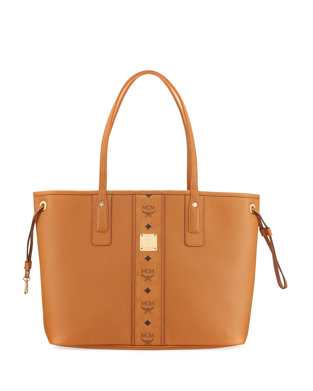 MCM Liz Reversible Shopper Tote Bag  6166d663fef3b