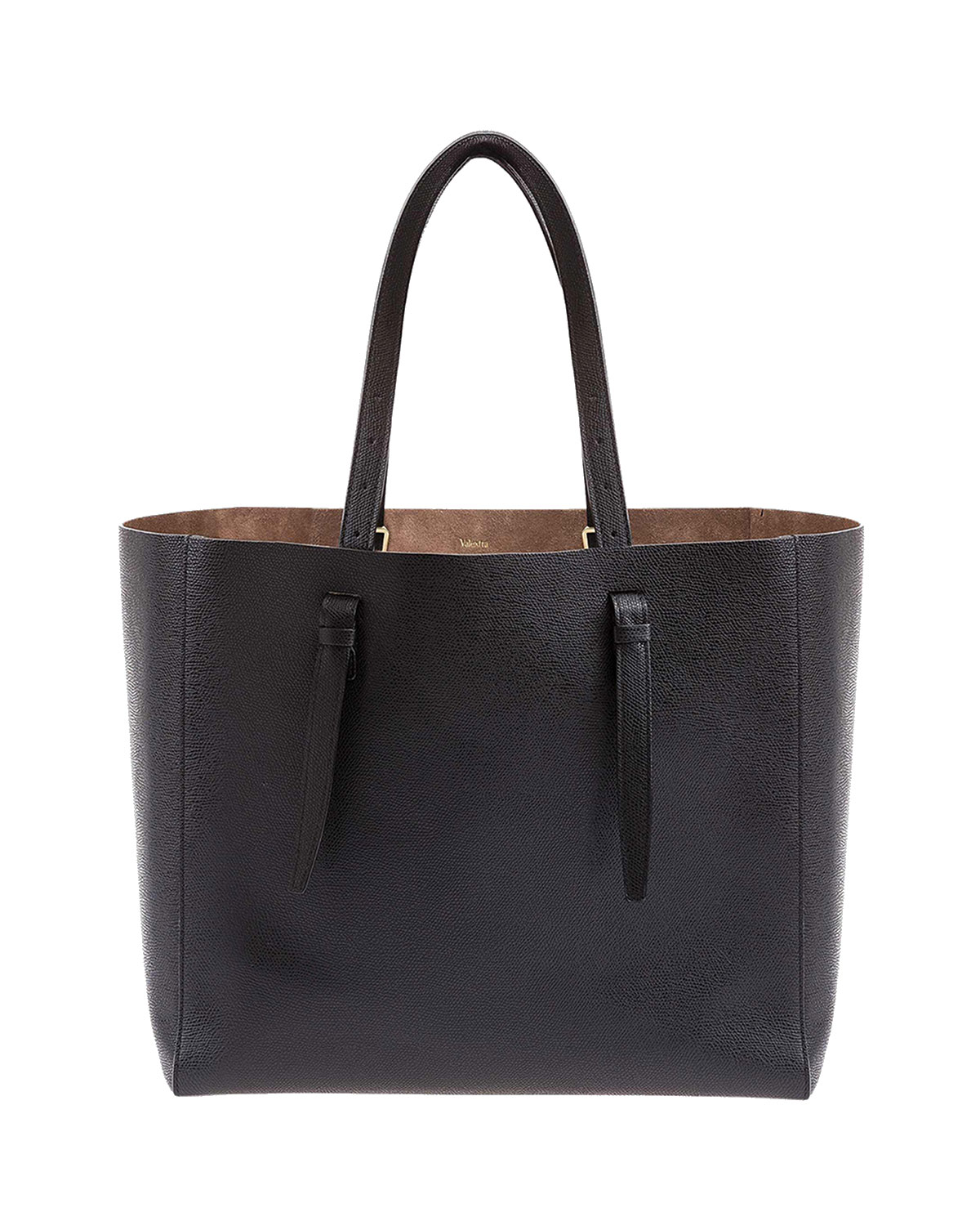 Soft Leather Tote Bag by Valextra