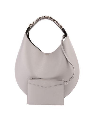 Infinity Medium Chain Hobo Bag