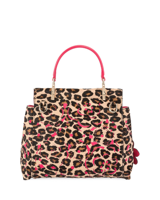 7490f1199e Roger Vivier Viv Cabas Mini Satchel Bag