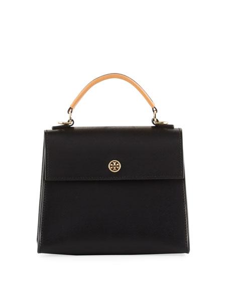 Tory Burch Parker Colorblock Top Handle Bag