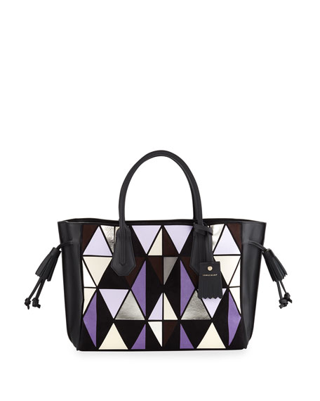 Penelope Arty Medium Tote Bag