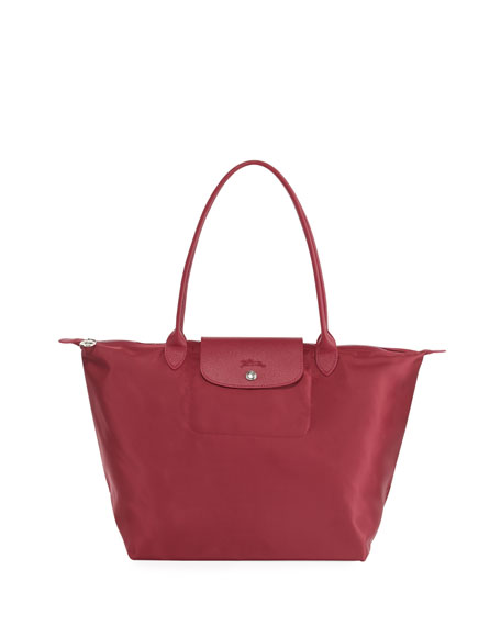 Longchamp Le Pliage Neo Large Nylon Shoulder Tote