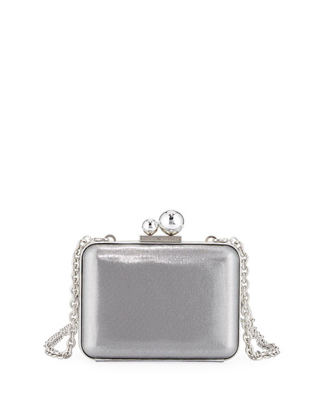 Vivi Lilico Crystal Box Clutch Bag