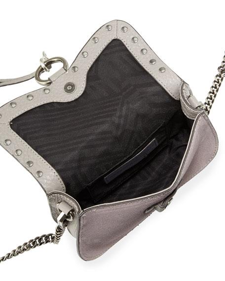Keith Small Saddle Crossbody Bag