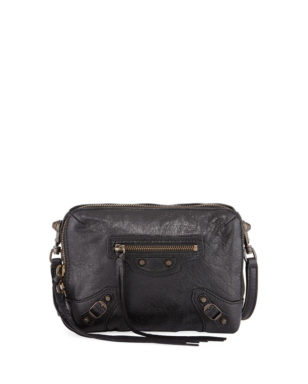 Balenciaga Crossbody pouch with a chain vQRCIaw