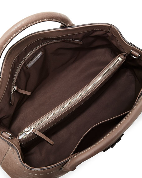 McGraw Multi-Compartment Satchel Bag