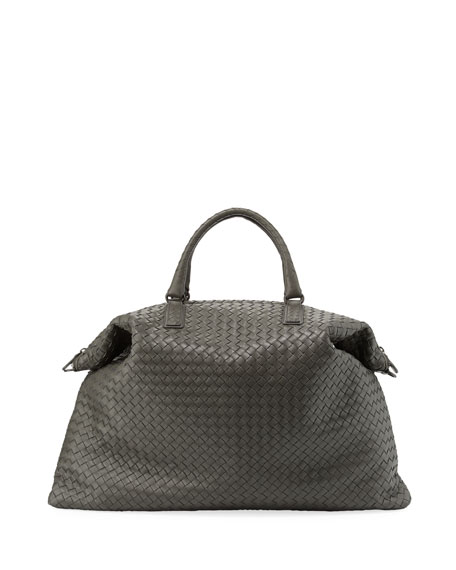Bottega Veneta Men's Veneta Maxi Convertible Tote Bag