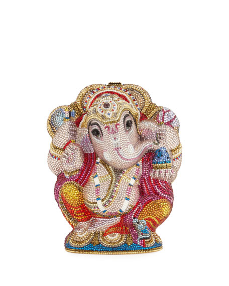 Judith Leiber Couture Collector's Edition Ganesh Minaudiere