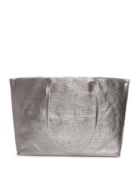 Akris AI Medium Hammered Shoulder Bag