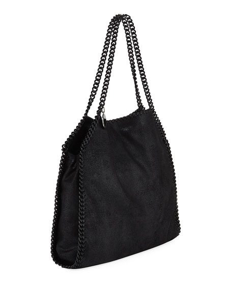 Image 3 of 4: Stella McCartney Baby Falabella Small Tote Bag