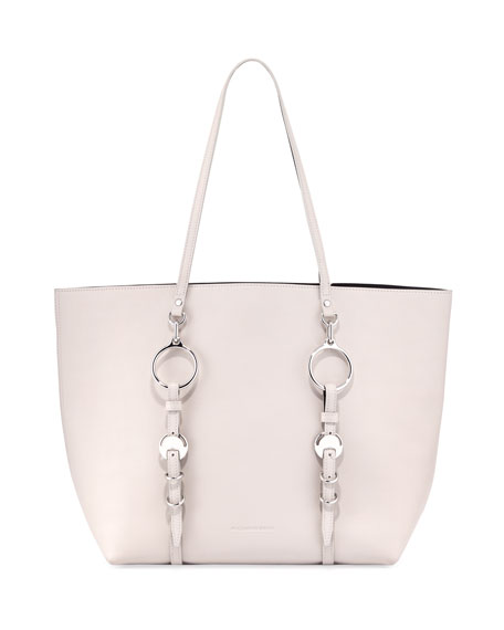 Alexander Wang Ace Napa Leather Smooth Tote Bag,