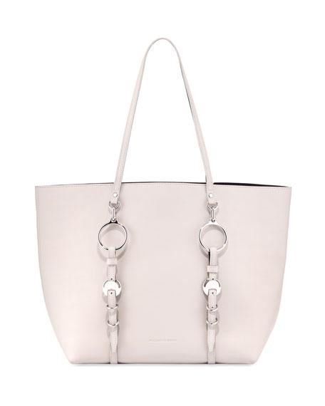 Alexander Wang Ace Napa Leather Smooth Tote Bag,