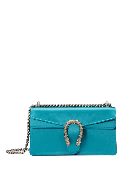 Gucci Dionysus Small Satin Shoulder Bag
