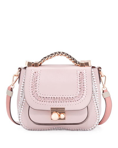 Eloise Whipstitch Shoulder Bag