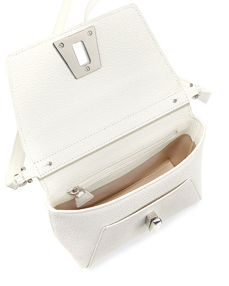Anouk Little Day Calf Leather Crossbody Bag