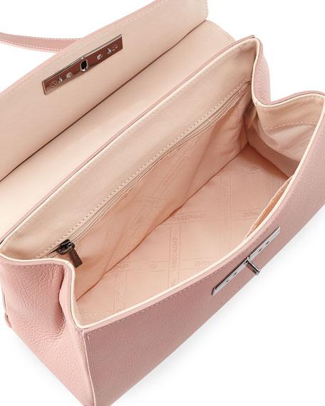 Madeleine Leather Crossbody Bag