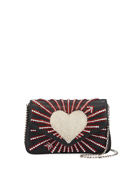 Ivy Heart Cupid Crossbody Bag
