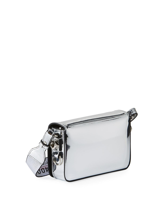 Off-white Mirror Mini Flap Crossbody Bag SnmJ6XWW