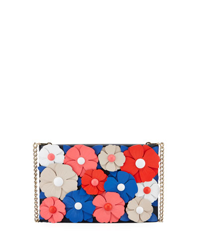 kate spade new york madison daisy lane sima clutch bag